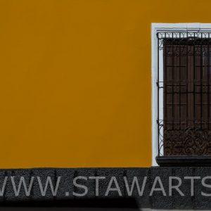 _E3A5486_Peru_Arequipa_Fenster in gelber Wand