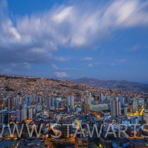 _E3A7183_Bolivien_La Paz_Sonnenuntergang