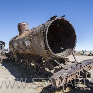 _E3A7216_Bolivien_Salar de Uyuni_Eisenbahnfriedhof
